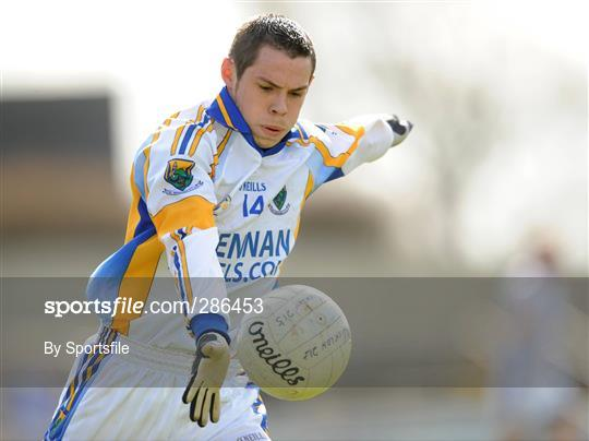 Laois v Wicklow - Leinster Under 21 Football Championship
