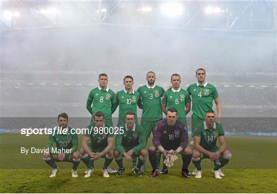 Republic of Ireland v Poland - UEFA EURO 2016 Championship Qualifier, Group D