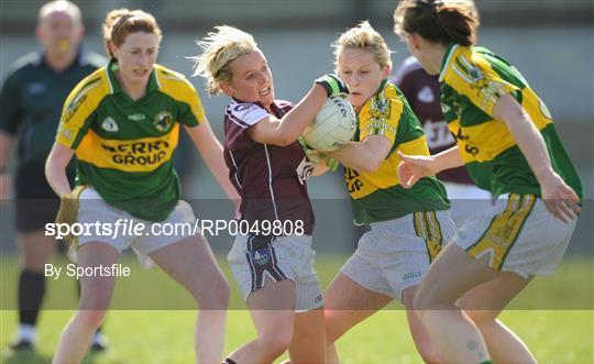 Kerry v Galway - Suzuki Ladies NFL Division 1 semi-final