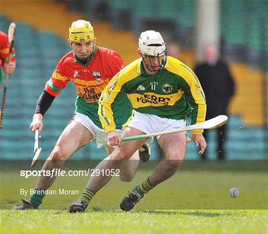 Kerry v Carlow - Allianz NHL Division 2 semi-final