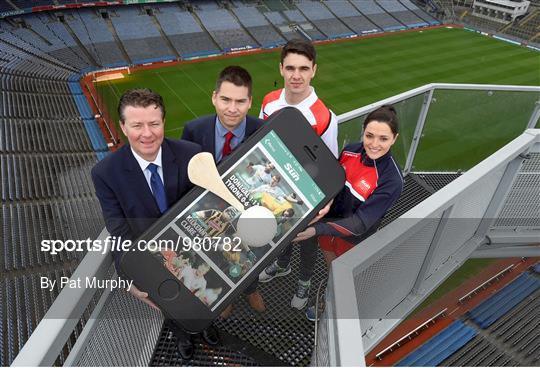 Irish Sun Sports Pack Photocall