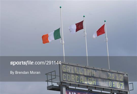 Cork v Galway - Allianz NHL Division 1 Semi-Final