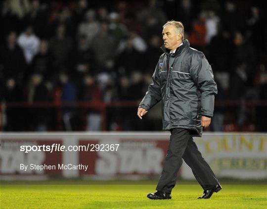 Shamrock Rovers v UCD - eircom league Premier Division