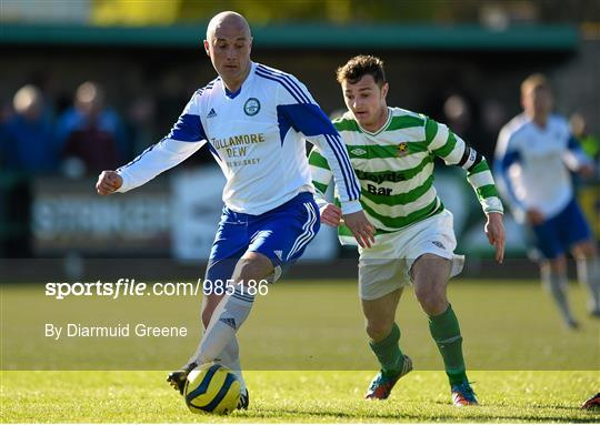 Clonmel Celtic v Sheriff YC - FAI Aviva Junior Cup Semi-Final