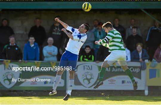 Clonmel Celtic v Sheriff YC - FAI Aviva Junior Cup Semi-Final