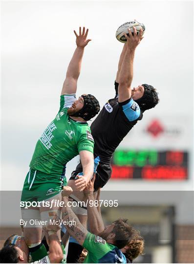 Connacht v Glasgow Warriors - Guinness PRO12 Round 20