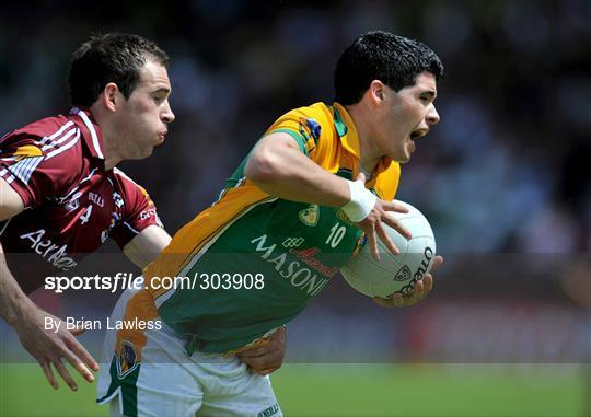 Galway v Leitrim - GAA Football Connacht Senior Championship Semi-Final