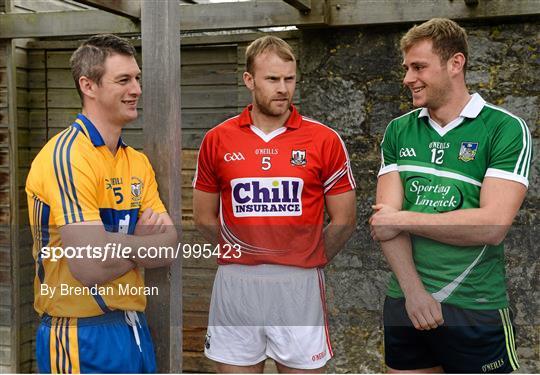 2015 Munster GAA Senior Championships Launch