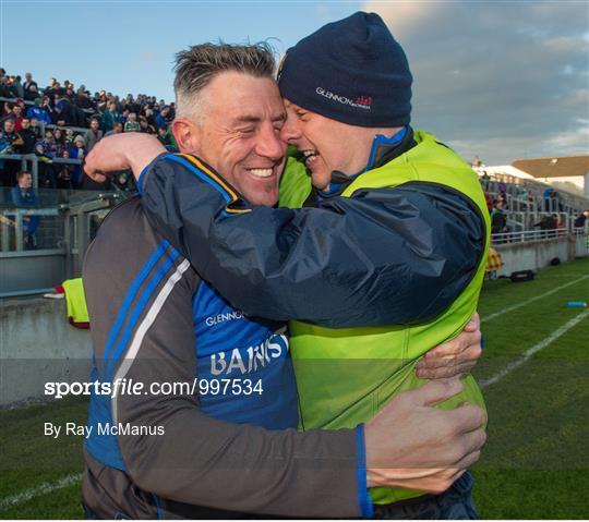 Offaly v Longford - Leinster GAA Football Senior Championship Round 1