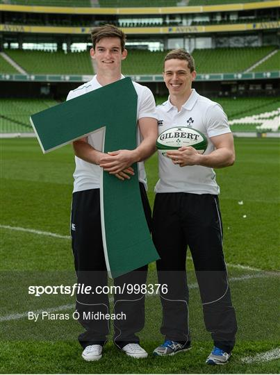 Launch of Ireland Men's Rugby Sevens Squad