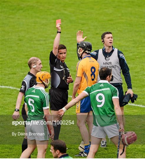 Clare v Limerick - Munster GAA Hurling Senior Championship Quarter-Final