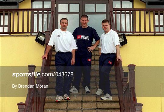 Dublin Footballers Feature