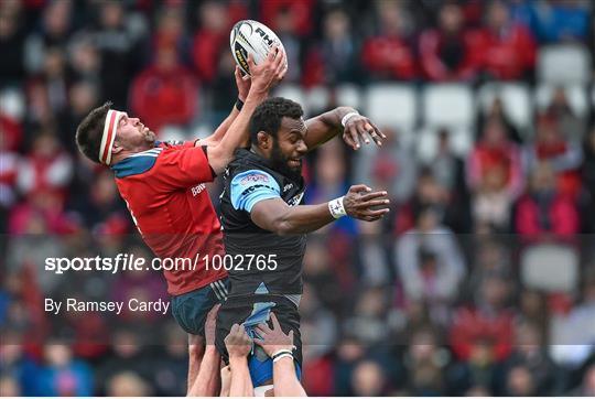 Munster v Glasgow Warriors - Guinness PRO12 Final