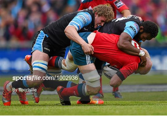Munster v Glasgow Warriors - Guinness PRO12 Final