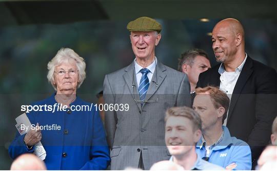 Republic of Ireland v England - Three International Friendly