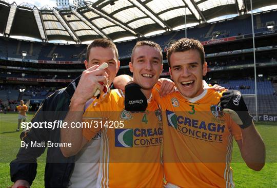 Antrim v Wicklow - Tommy Murphy Cup Final