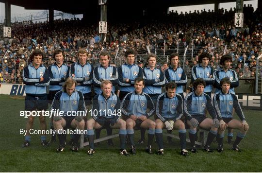 Dublin v Armagh - All Ireland GAA Senior Football Championship Final