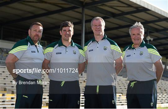 Kerry Football Squad Portraits 2015