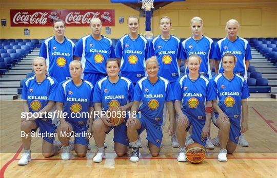 Ireland v Iceland - Senior Women's Basketball European C'ship - Division B - Group A