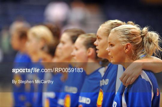 Ireland v Iceland - Senior Women's Basketball European C'ship - Division B - Group A