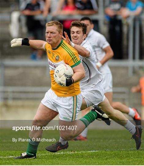 Offaly v Kildare - GAA Football All-Ireland Senior Championship Round 2A