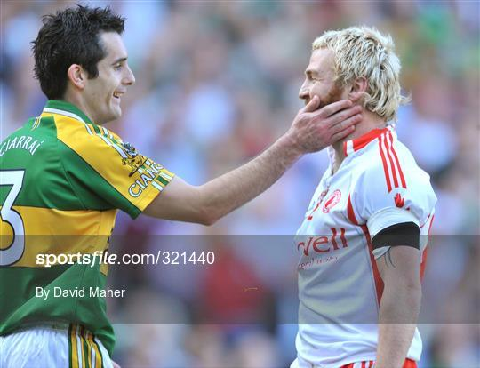 Kerry v Tyrone - GAA Football All-Ireland Senior Championship Final