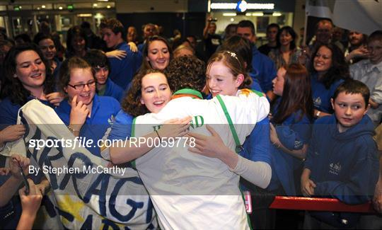 Irish Paralympic Team Homecoming