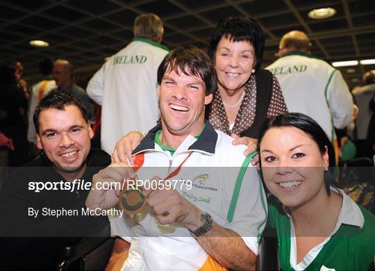 Irish Paralympic Team Homecoming