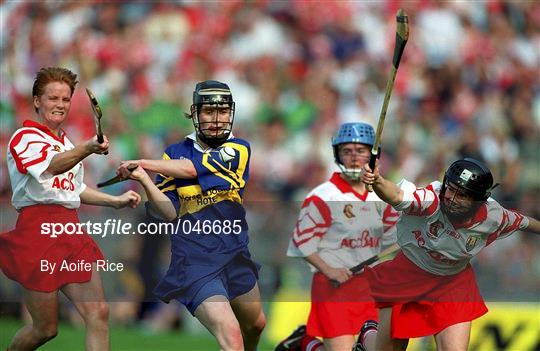 Cork v Tipperary - All-Ireland Senior Camogie Championship Final