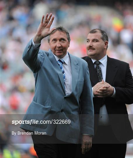 Kerry v Tyrone - GAA Football All-Ireland Senior Championship Final