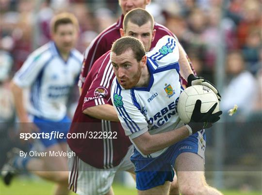 Slaughtneil v Ballinderry - Derry County Senior Football Final