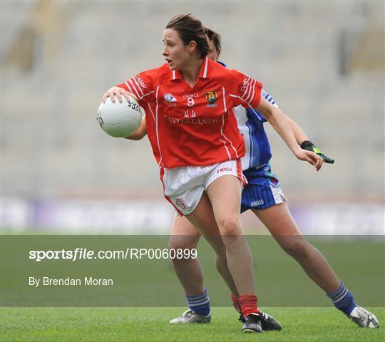 Cork v Monaghan - TG4 All-Ireland Ladies Senior Football Championship Final