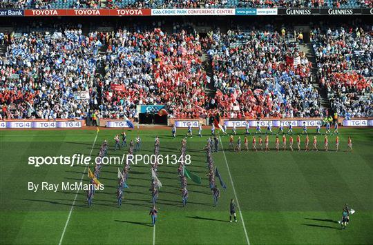 Cork v Monaghan - TG4 All-Ireland Ladies Senior Football Championship Final