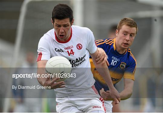 Tipperary v Tyrone - GAA Football All-Ireland Senior Championship Round 3B