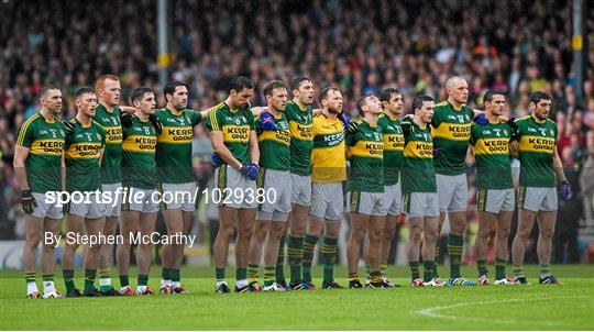 Kerry v Cork - Munster GAA Football Senior Championship Final Replay