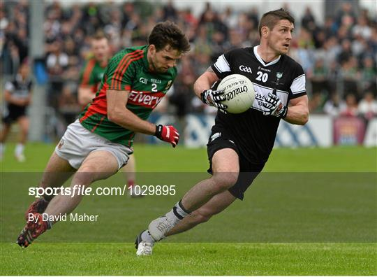 Mayo v Sligo - Connacht GAA Football Senior Championship Final