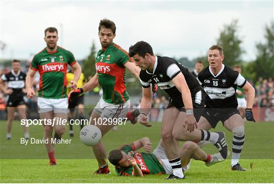 Mayo v Sligo - Connacht GAA Football Senior Championship Final