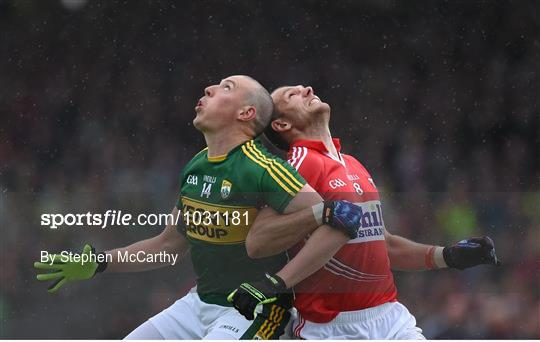 Kerry v Cork - Munster GAA Football Senior Championship Final Replay