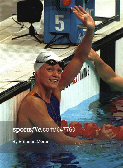 2000 Sydney Olympics - Day 6