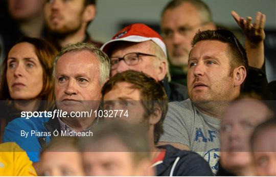 Kildare v Cork - GAA Football All-Ireland Senior Championship Round 4A