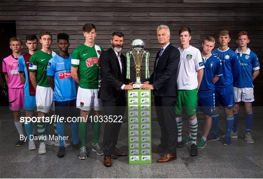 SSE Airtricity National U17s League Launch