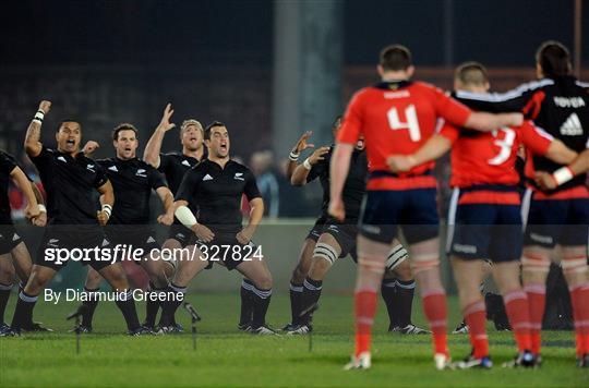 Sportsfile Munster V New Zealand Zurich Challenge Match Photos Page 6