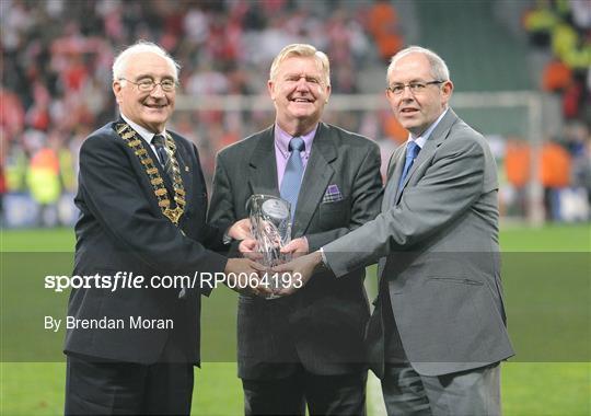 eircom FAI Legend Award
