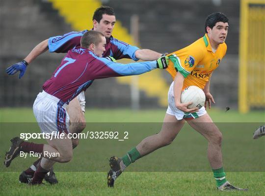 GMIT v Leitrim - FBD Connacht League - Section 2