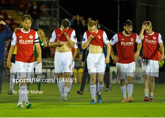 Cork City v St Patrick's Athletic - Irish Daily Mail FAI Cup Third Round