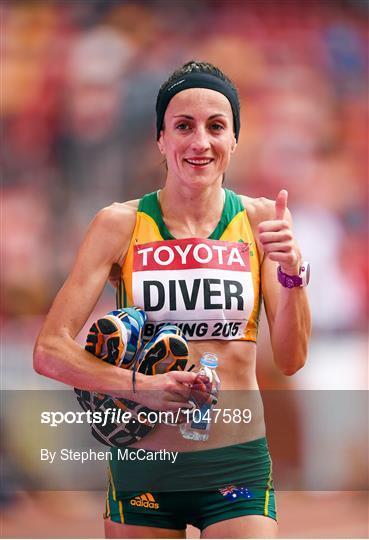Day 9 - IAAF World Athletics Championships 2015