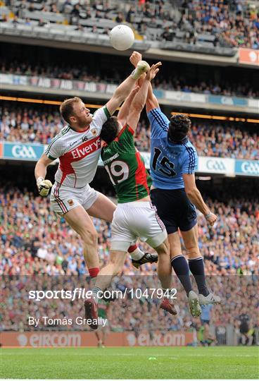Dublin v Mayo - GAA Football All-Ireland Senior Championship Semi-Final