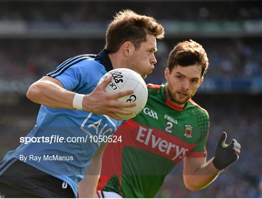 Dublin v Mayo - GAA Football All-Ireland Senior Championship Semi-Final Replay