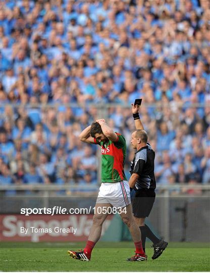 Dublin v Mayo - GAA Football All-Ireland Senior Championship Semi-Final Replay