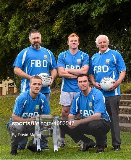 FBD7s Senior All Ireland Football 7s at Kilmacud Crokes